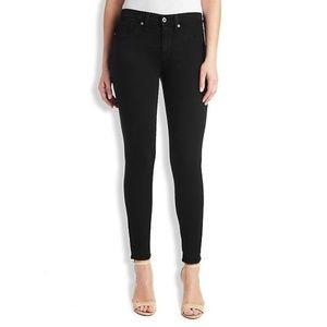 New Lucky Brand Brooke Black Jeggings Skinny Jeans